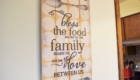 Dining sign